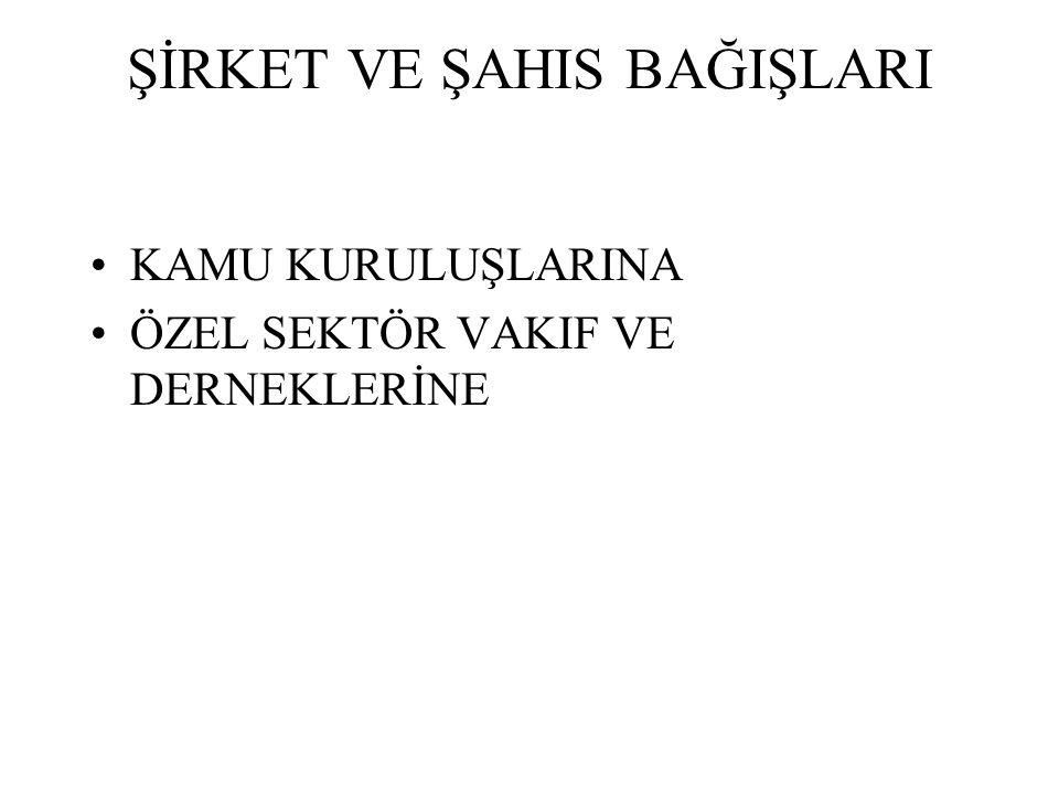 GELİŞMELER T.B.