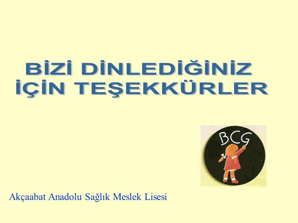 Akçaabat Anadolu Sağlık Meslek Lisesi