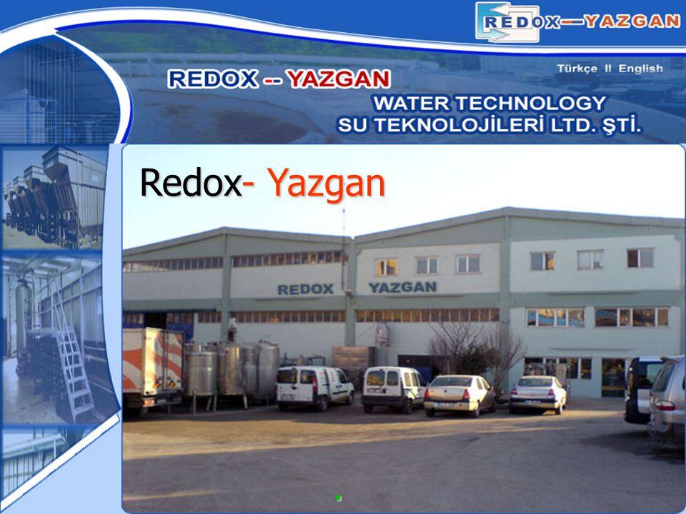 Kavisli elekler > Redox-Yazgan tarafmdan gelistirilen yuksek dayanikli kavisli elekler, farkli endustri alanlanndan elde edilen uzun yillann deneyimine dayanmaktadir.
