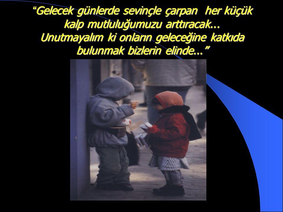 Çocuklar, yaşadıkları olumsuzlukları unutmak ve sokağın zorlu şartlarına göğüs gerebilmek, özlenen hayalleri yaşamak, dünyayı unutmak, için uçucu madd
