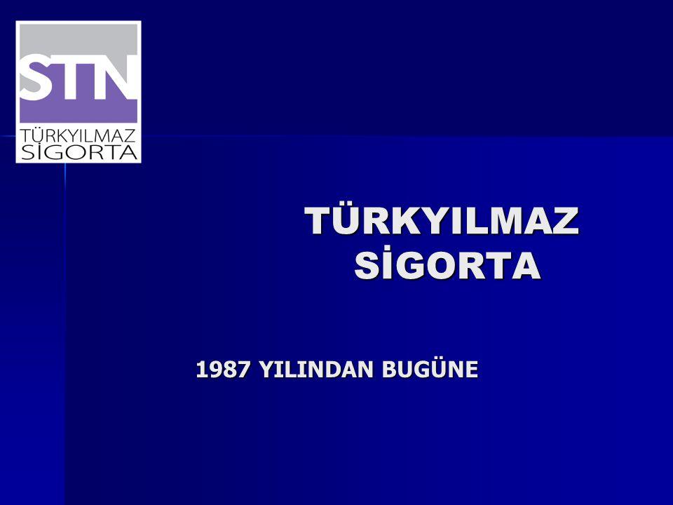 TÜRKYILMAZ SİGORTA 1987 YILINDAN BUGÜNE