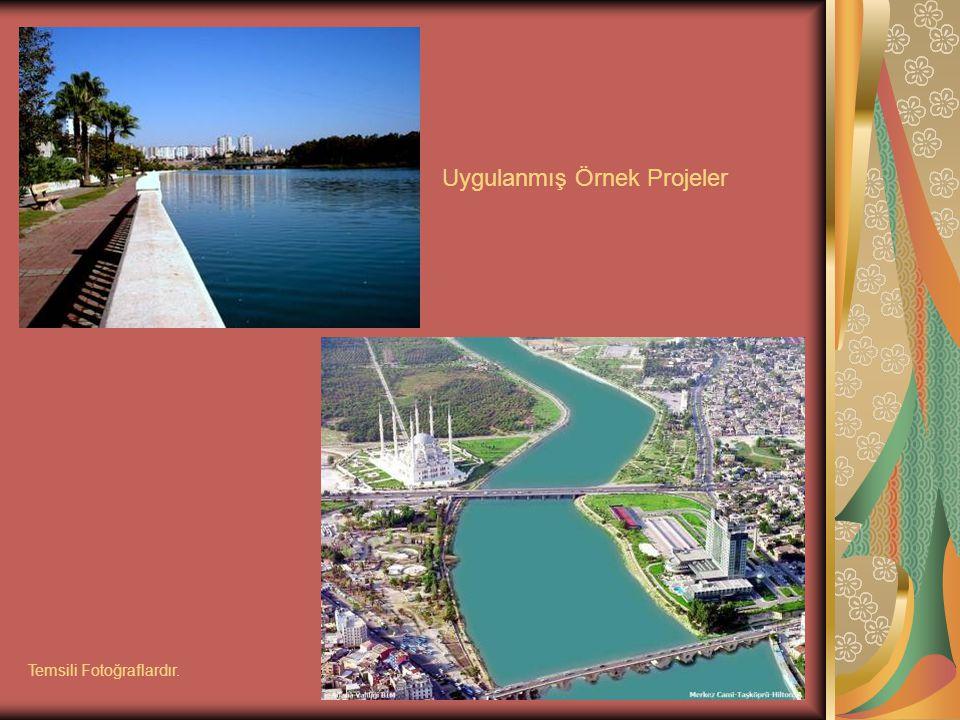 Uygulanmış Örnek Projeler Temsili Fotoğraflardır.