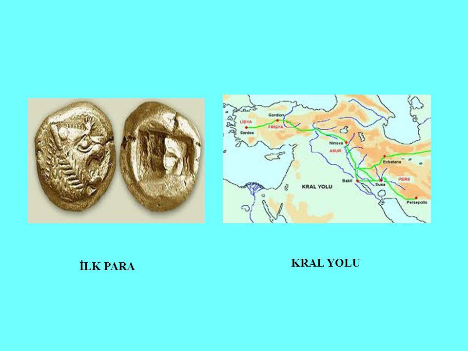 ANADOLU MEDENİYETLERİ  Anadolu uygarlıkları Çivi yazısı ile Hiyeroglif (resimli yazı) kullanmışlar.