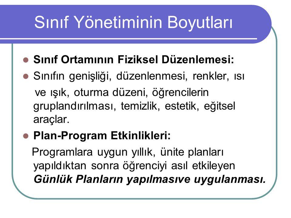SIRALI (GELENEKSEL) YERLEŞİM BİÇİMİ Eğitim sistemimizde en çok kullanılan yerleşim düzenidir.