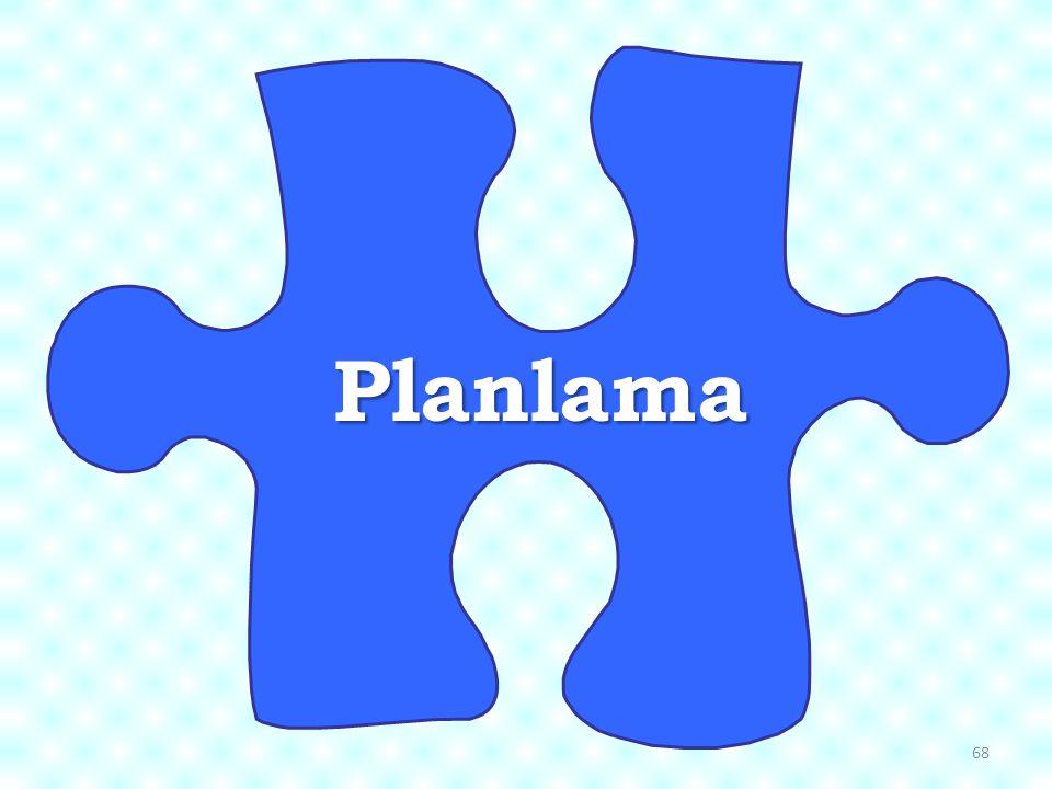 Planlama 68