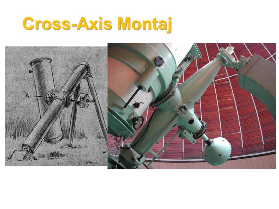Ankara Üniversitesi Kreiken Rasathanesinin Teleskopları Ankara Üniversitesi Kreiken Rasathanesi'nde 4 tane teleskop bulunmaktadır.