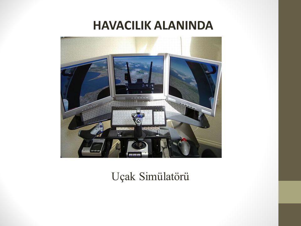 HAVACILIK ALANINDA Uçak Simülatörü