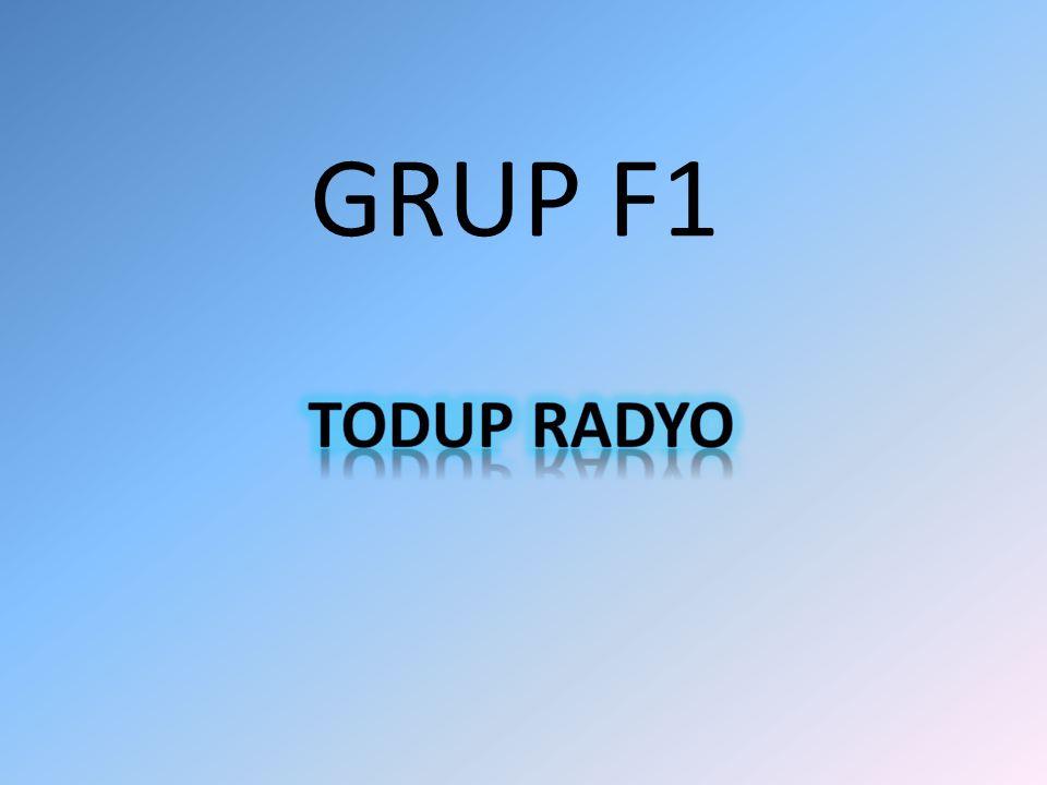 GRUP F1