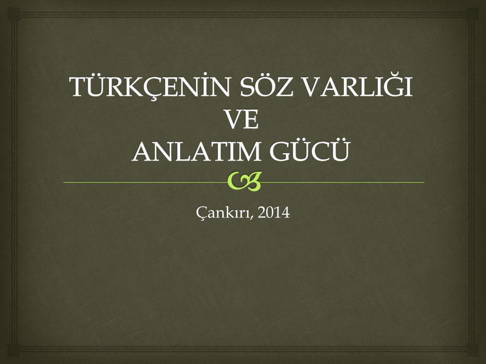   Türkçenin çok özgün ve dünya dillerinde aynı ölçüde görülmeyen bir özelliği, ikilemelerin çok sık kullanılmasıdır.