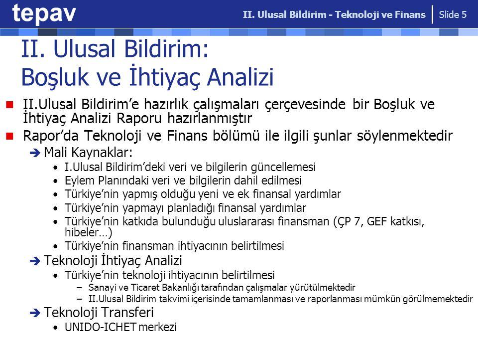 Belediyelerin Yürüttüğü Projeler I II.