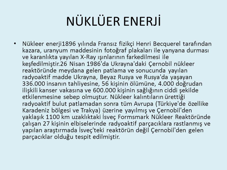 1982 yılında herhangi bir ihale açılmadan Türkiye Atom Enerjisi Kurumu (TAEK) Başkanlığı aracılığıyla Atomic Energy of Canada Limited (AECL), SiemensKraftwerk Union (KWU) ve General Electric (GE) firmalarından teklifler toplandı.