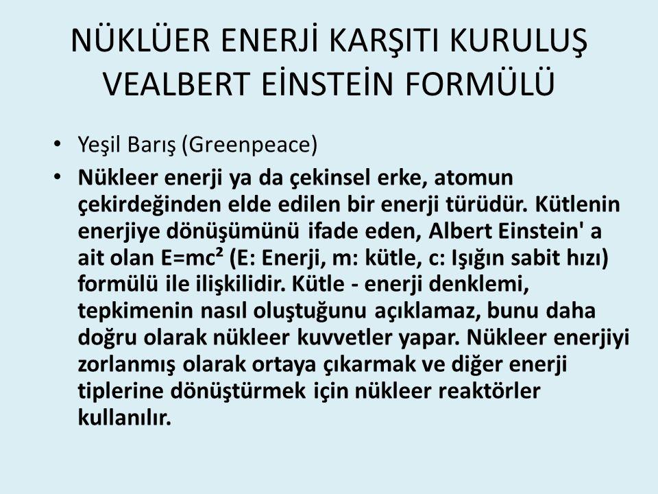 Nisan 1986 da Sovyet Sosyalist Cumhuriyetler Birliği nde meydana gelenÇernobil reaktör kazasından ötürü Türkiye de de nükleer santrallarla ilgili çalışmalar askıya alınmıştır.