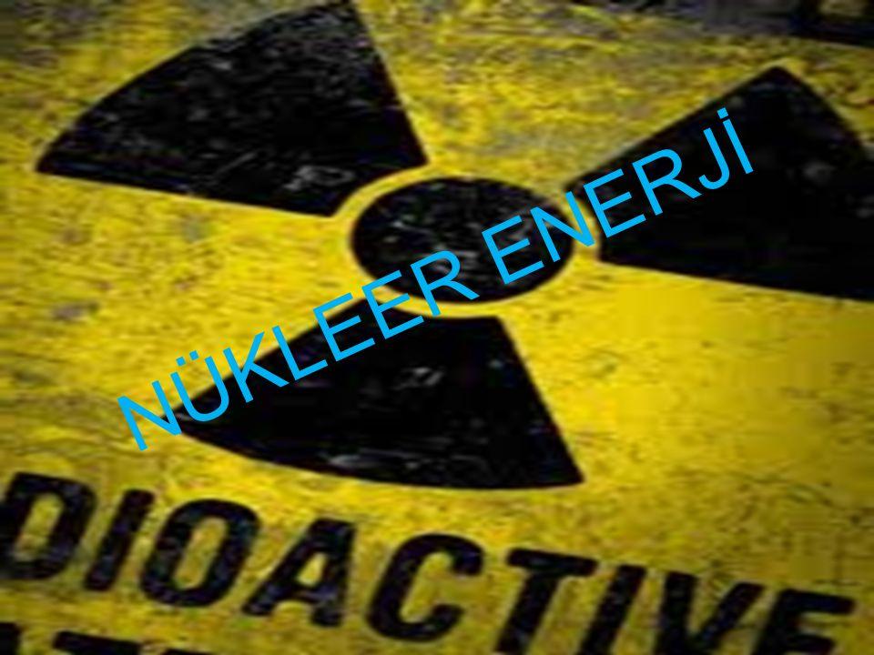  Nükleer enerjinin faydaları nelerdir . Potansiyel rezervleri yüksektir.