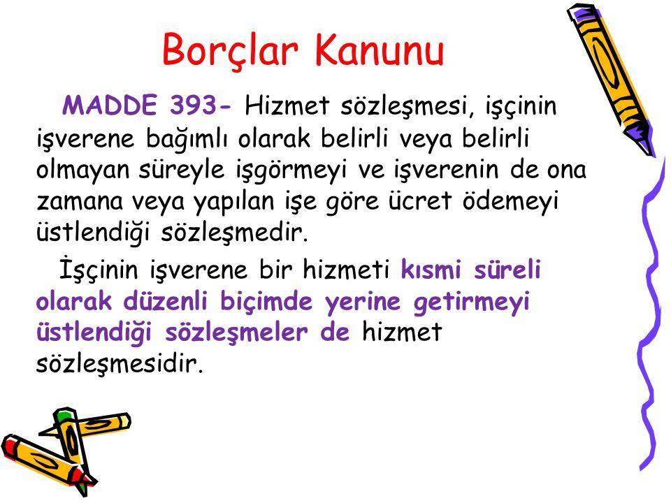 TABİP ODASI İŞYERİ HEKİMLİĞİ SÖZLEŞMESİ 6.