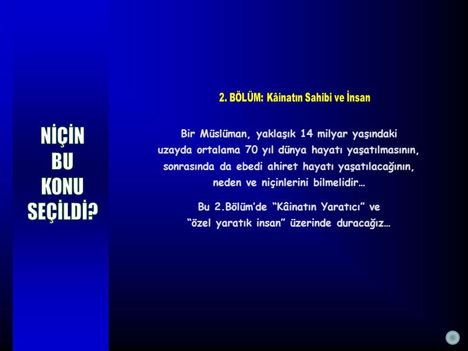 KÂİNATIN YAPIMCISI ATOMLAR OLABİLİR Mİ.1.