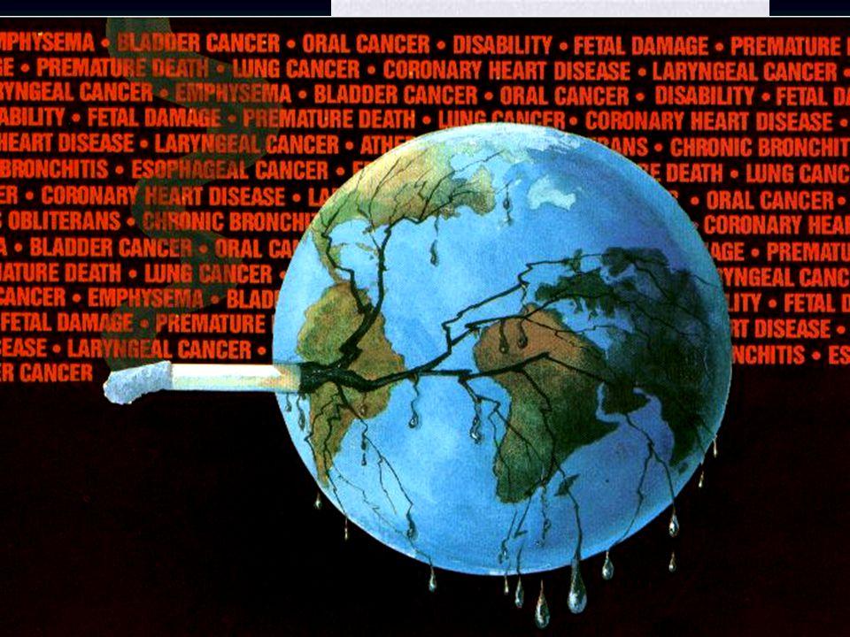 Her yıl pasif sigaraya maruziyet yüzünden: Binlerce insan kalp krizinden, akciğer kanserinden ve diğer kanserlerden ölmektedir.