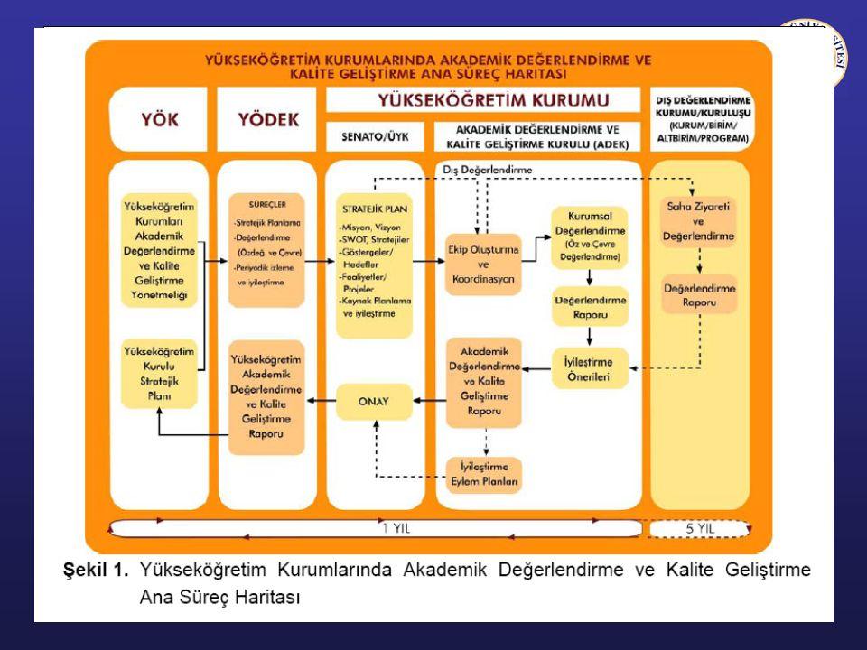 SS1.Ne Yapılacak : Misyon, Vizyon, Durum Saptaması, Stratejik Hedefler SS2.