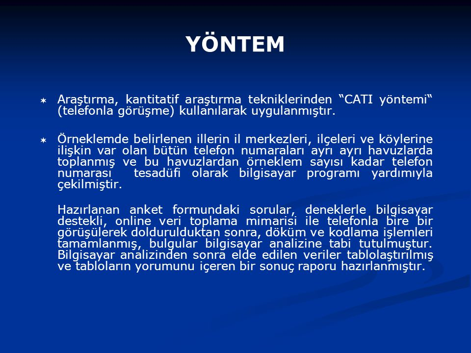 HAYATTAN MEMNUNİYET VE YAŞAMA İLİŞKİN DEĞERLENDİRMELER-3 Genel Olarak Düşündüğünüzde Türkiye İyiye mi Gidiyor Kötüye mi Gidiyor?
