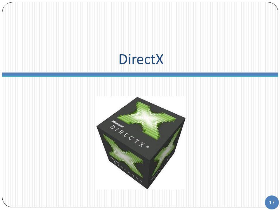 DirectX 17