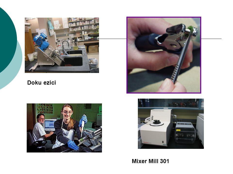 Doku ezici Mixer Mill 301