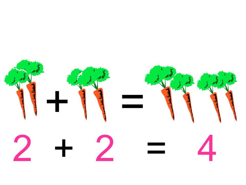= + 4 + 4 = 8