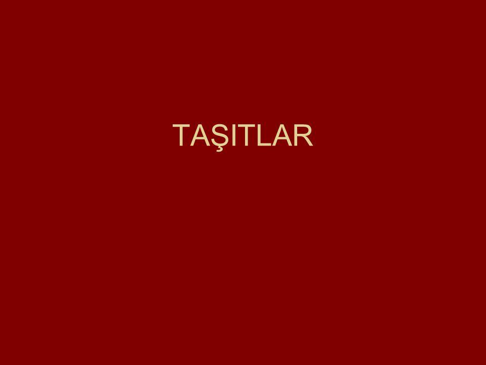 TAŞITLAR