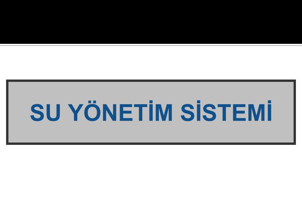 SU YÖNETİM SİSTEMİ