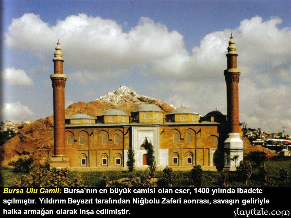 Çifte Minareli Medrese: Erzurum'daki eserin 1270-1291 yılları arasında Selçuklu Sultanı 1. Alaeddin Keykubat'ın kızı Hüdavend Hande Hatun tarafından y