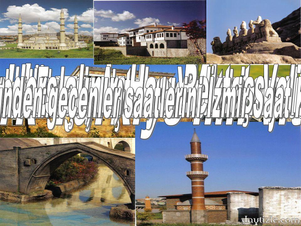AŞIK PAŞA TÜRBESİ: 1322 yılında inşa edilen türbe Kırşehir'dedir.