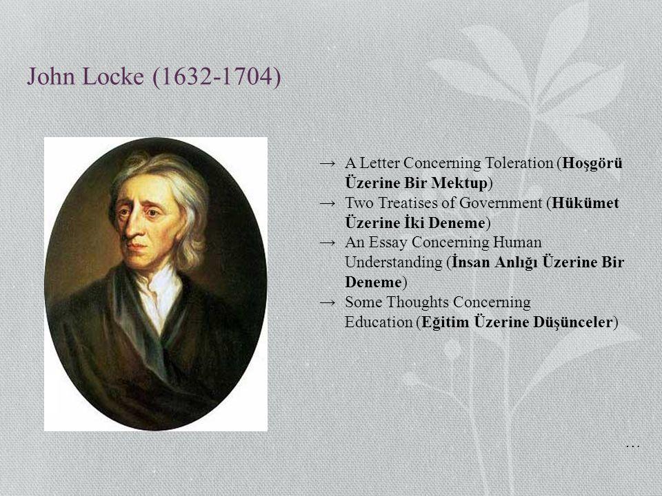locke essay concerning toleration