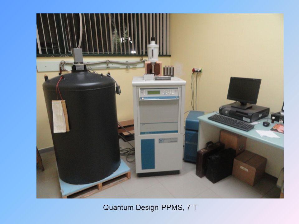 Quantum Design PPMS, 7 T