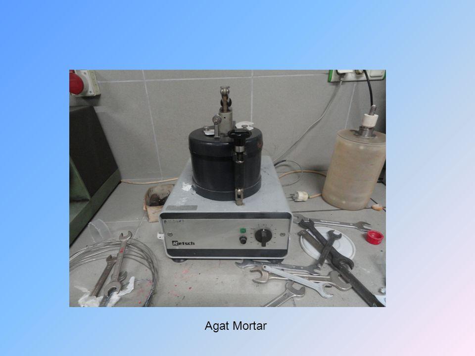 Agat Mortar
