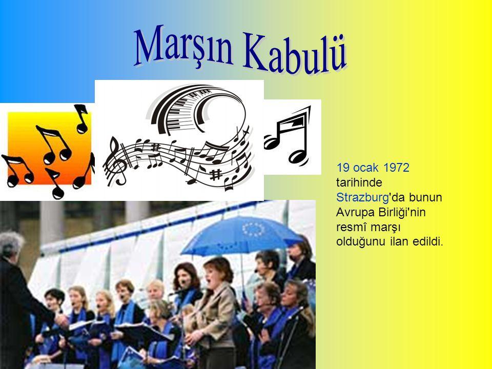 9 mayıs 1985 yılında Milan da yapılan Zirve sonrasında 9Mayıs ın Avrupa Günü olarak kutlanılması kararı alınmıştır.