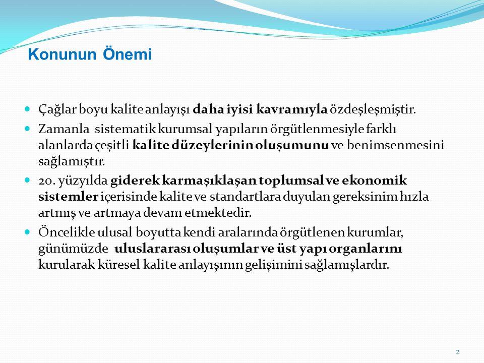 Deming'in Kalite Yönetimi İlkeleri Deming tarafından belirlenen, kalite yönetiminin temelleri olarak görülen 14 ilke aşağıda verilmektedir: Ürün ve hizmet geliştirme amacını devamlı kılın.