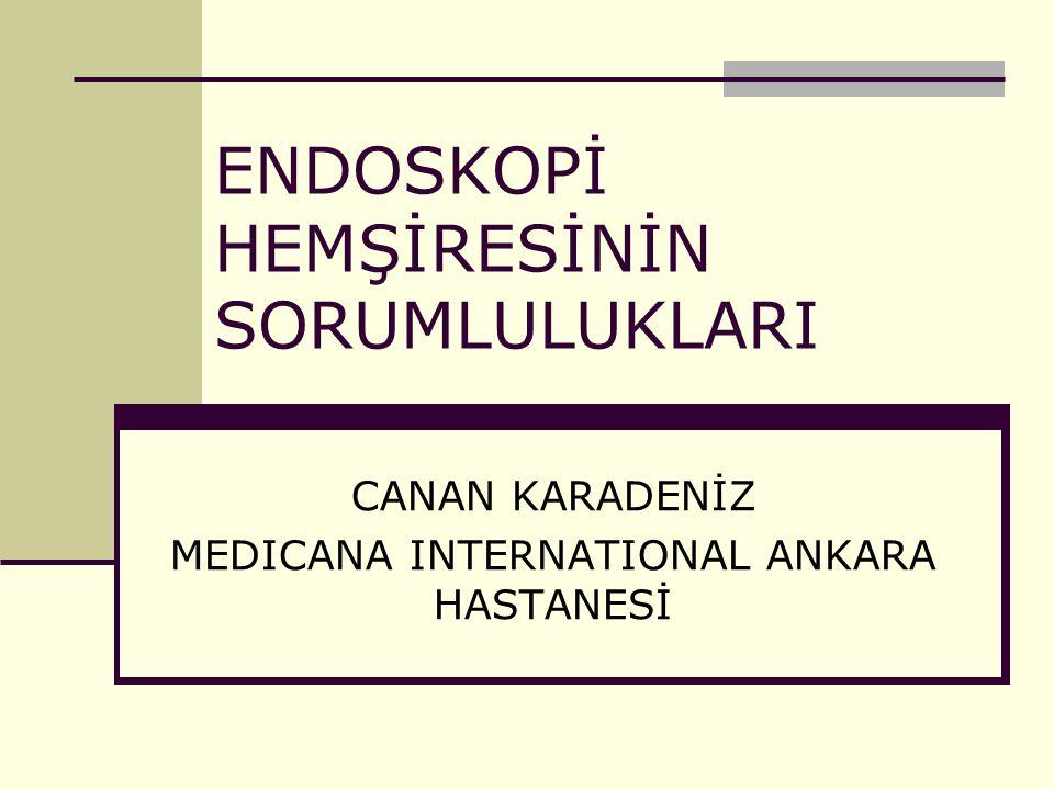Bilgi ve Sorumluluklar-3 Araştırma, Hasta ve bakıcılara yönelik sağlık ve hastalık eğitimi, Personel eğitimi, Kalite kontrol,