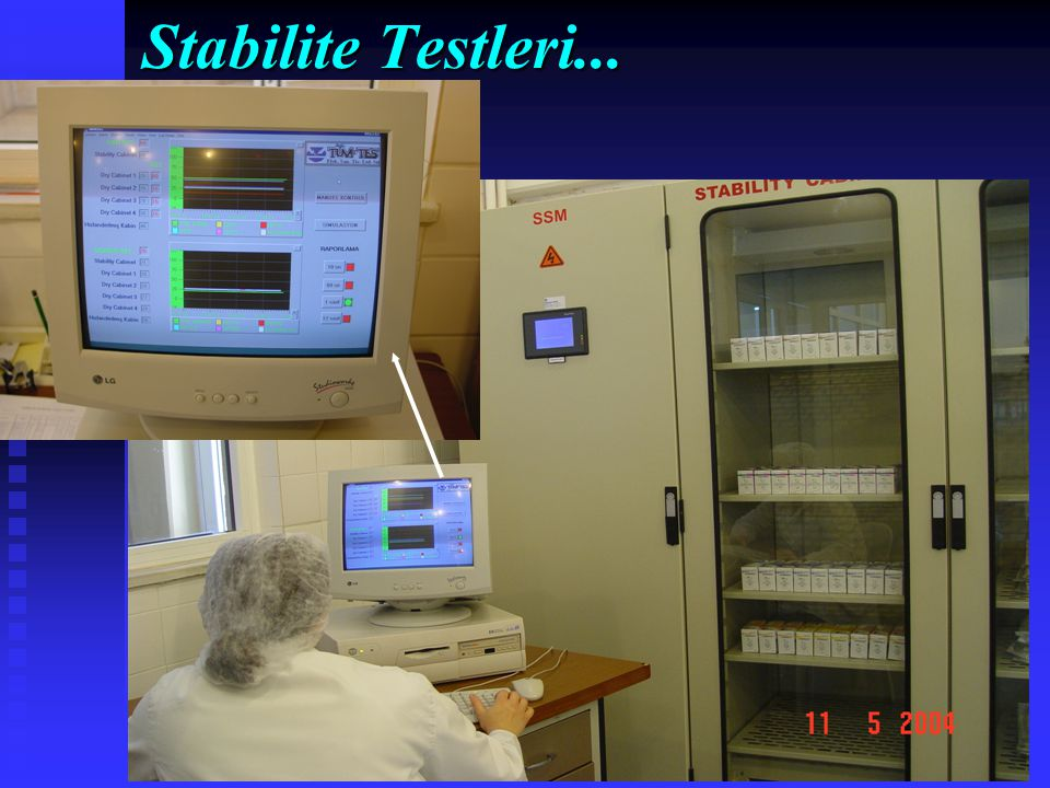 27 Stabilite Testleri...