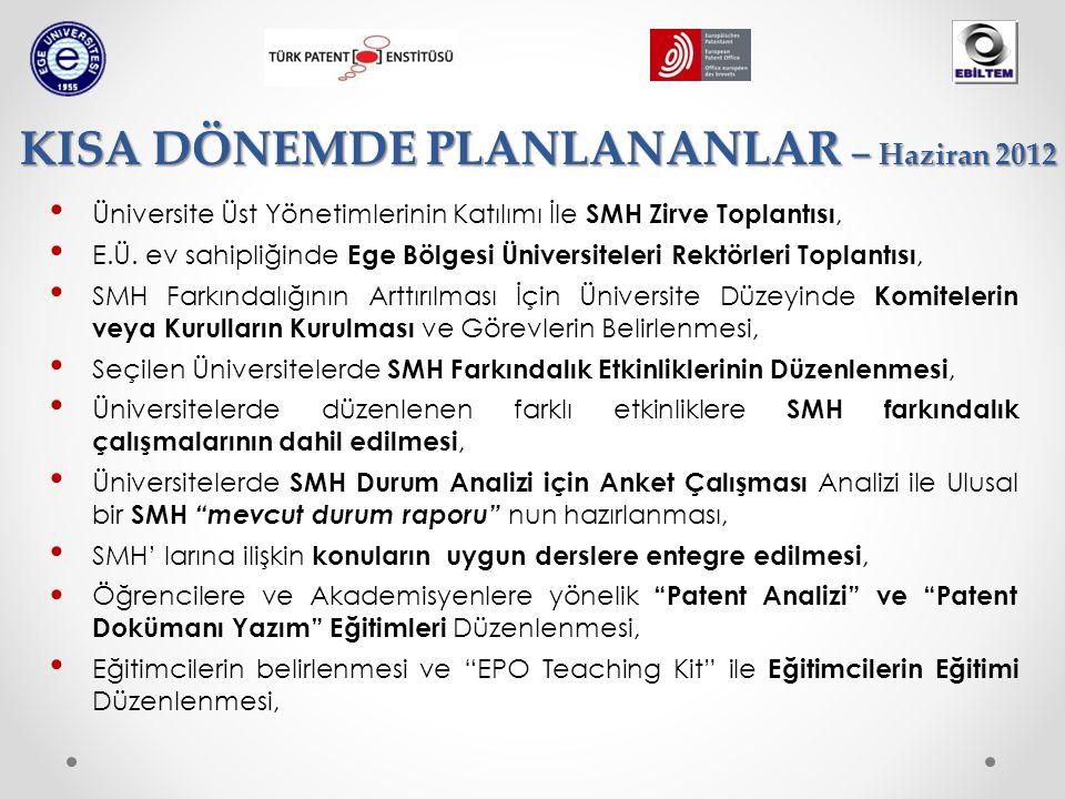 Üniversite Üst Yönetimlerinin Katılımı İle SMH Zirve Toplantısı, E.Ü.