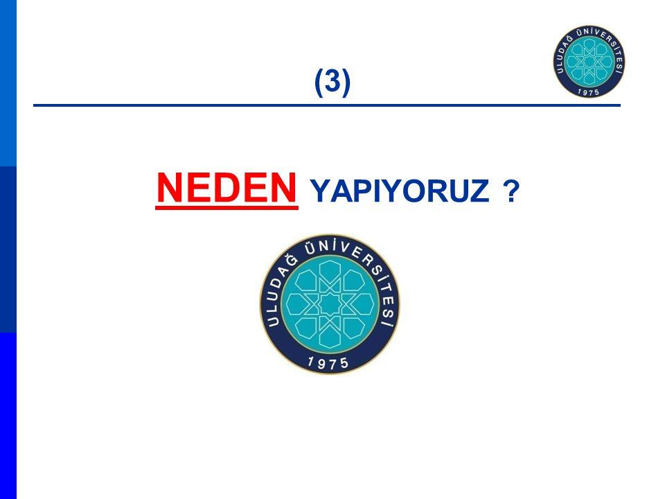 NEDEN YAPIYORUZ (3)