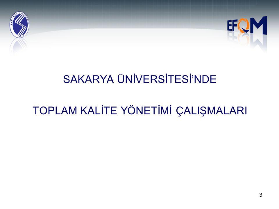 34 3.Uygulama ve hizmet süreci 3.1. Üniversite-sanayi işbirliği geliştirme süreci 3.2.