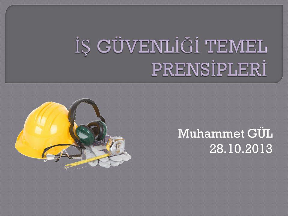 Muhammet GÜL 28.10.2013