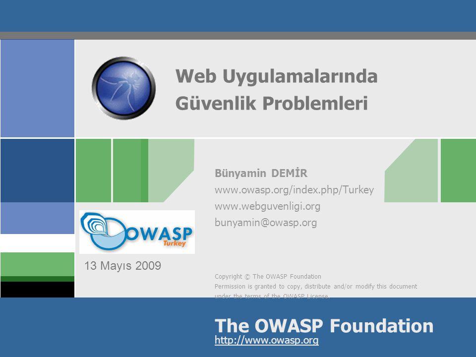 2 İçerik  OWASP  Nedir. Neler Yapar.