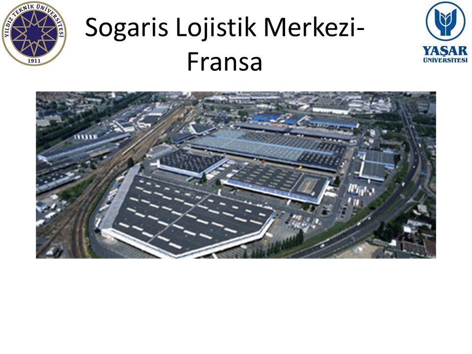 Sogaris Lojistik Merkezi- Fransa