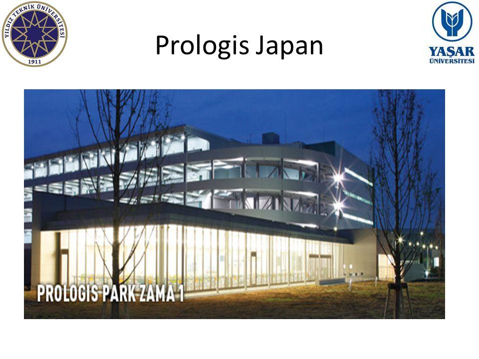 Prologis Japan
