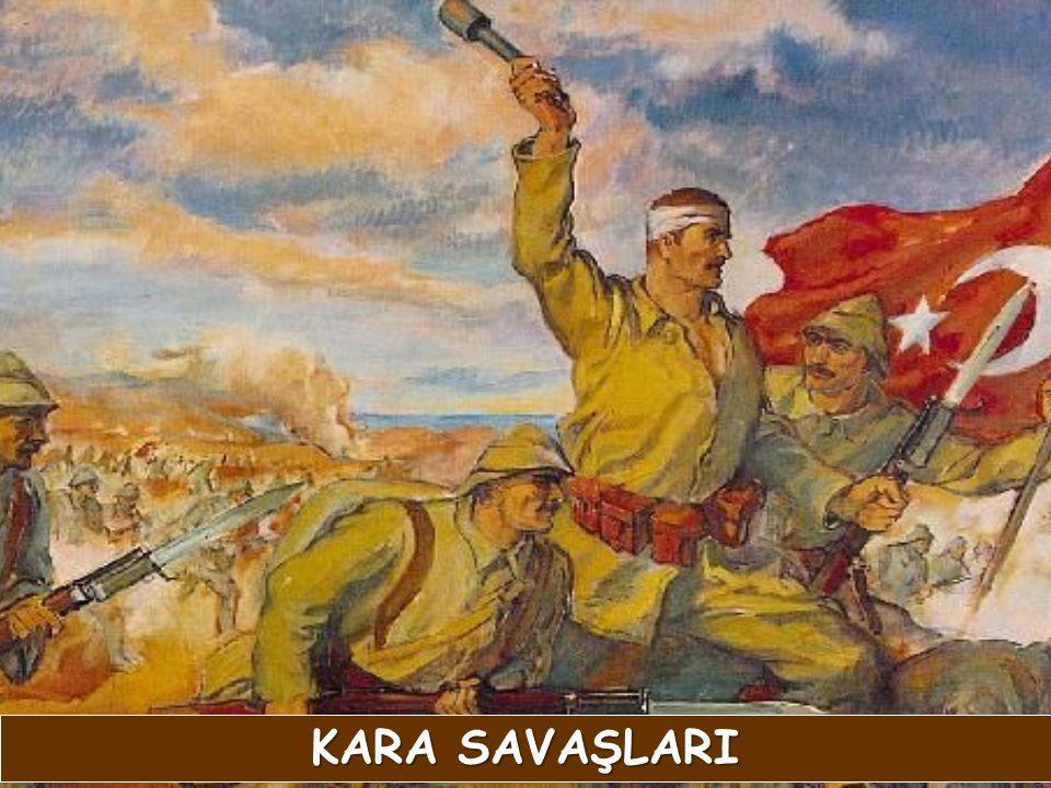 KARA SAVAŞLARI