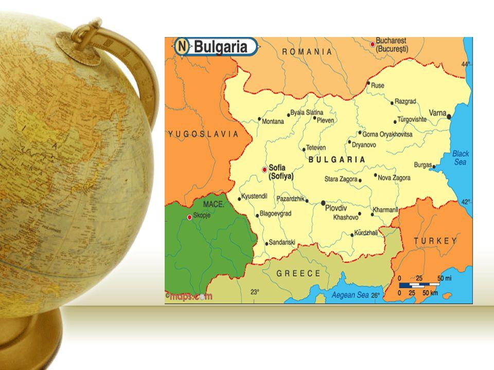 NEDEN BULGARİSTAN: Bulgaristan 2007 yılında AB üyesi olmuştur.