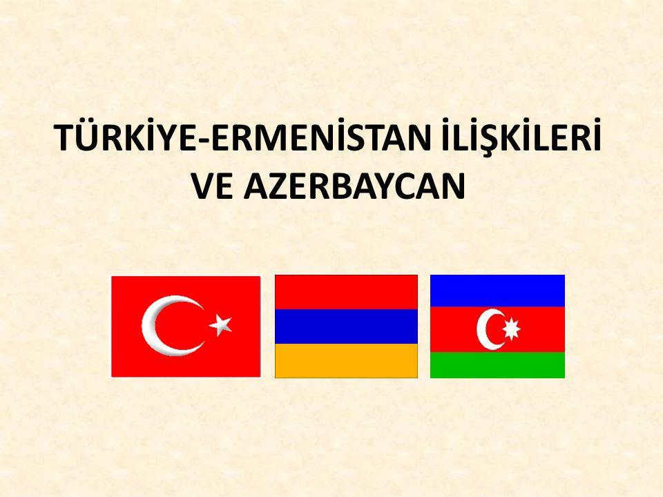 Türkiye'nin Kafkasya Politikası İlk olarak 1992'de iki hükümet arasında karşılıklı askeri eğitim konusunda anlaşma imzalanır.