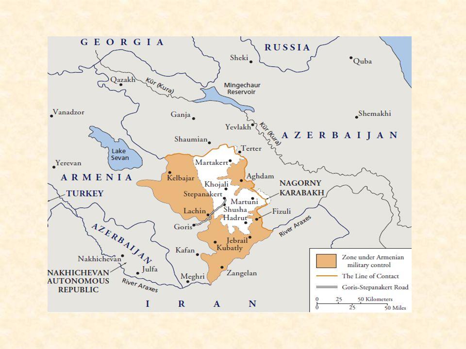 Çözüm Arayışları  Minsk Grubu Uluslararası platformda soruna çözüm bulmaya yönelik en önemli girişim 1992 yılında AGİT bünyesinde Minsk Grubu'nun kurulmasıdır.