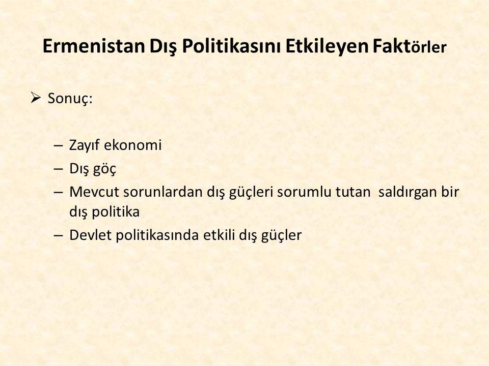 Türkiye-Ermenistan İlişkileri  Soykırım iddiaları: 20 yüzyıla dek Osmanlı toplumunda sorunsuz bir arada yaşayan Ermenilerin I.