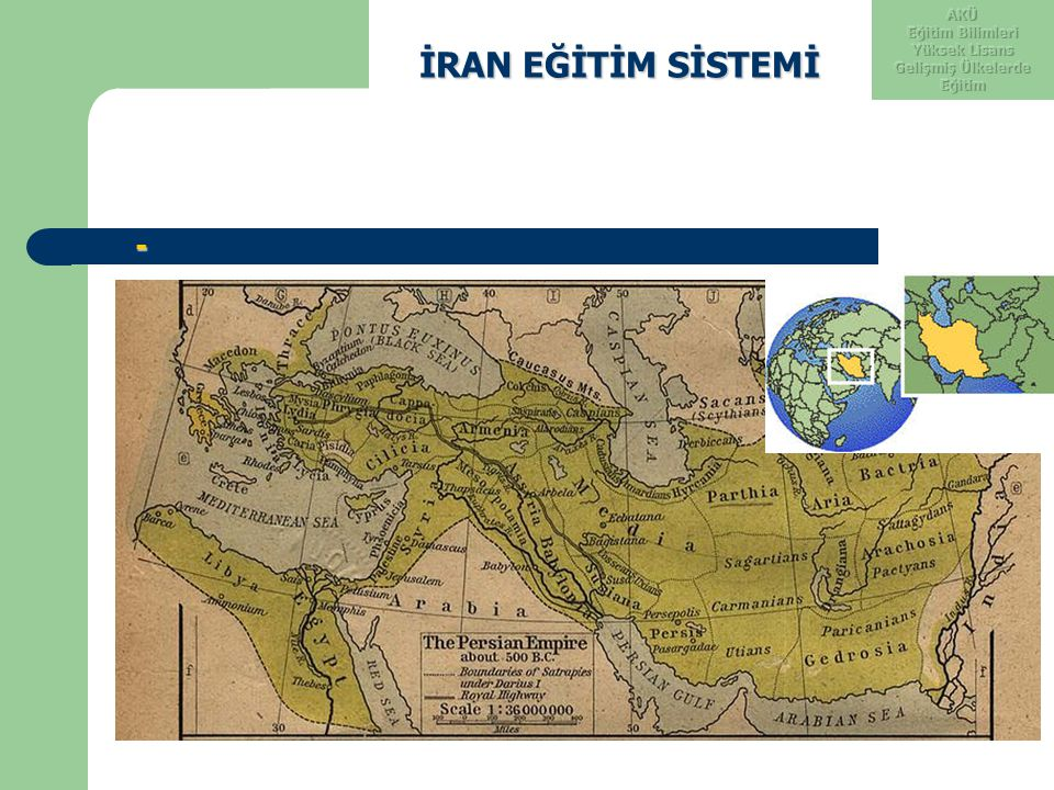 İRAN EĞİTİM SİSTEMİ İRAN EĞİTİM SİSTEMİ - Lise Eğitim Dönemi - - Lise Eğitim Dönemi - Secondary Education cycle The technical/vocational branch is particularly designed to train technicians for the labor market.