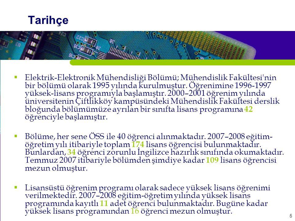 6 Eğitim-Öğretim Programı  2007–2008 Eğitim-Öğretim Yılı Ders Programı : 1.DÖNEM 2.DÖNEM